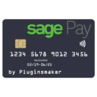 SagePay payment for Woocommerce