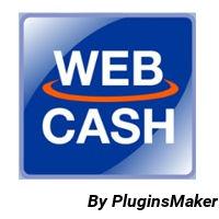 Woocommerce WEBCASH Payment Gateway logo