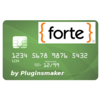 forte payment gateway for woocommerce