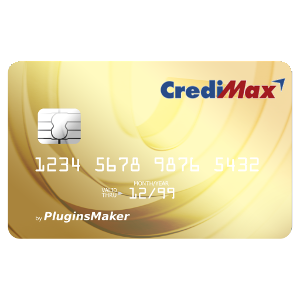 woocommerce credimax payment gateway plugin