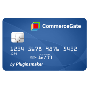 commercegate payment gateway - plugin woocommerce