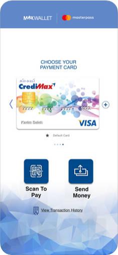 Woocommerce MaxWallet payment MaxWallet App